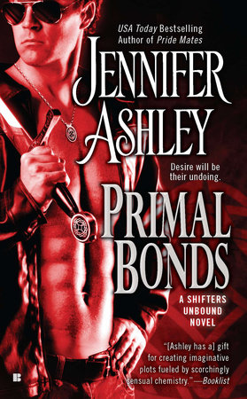 Primal Bonds by Jennifer Ashley