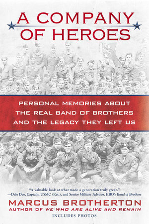 A Company of Heroes by Marcus Brotherton
