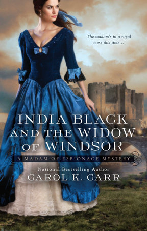 India Black and the Widow of Windsor by Carol K. Carr