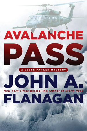 Avalanche Pass by John A. Flanagan