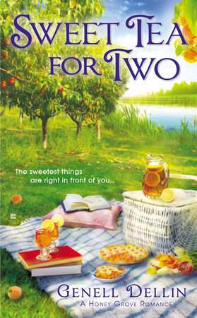 Sweet Tea for Two by Genell Dellin
