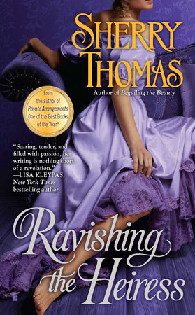 Ravishing the Heiress by Sherry Thomas