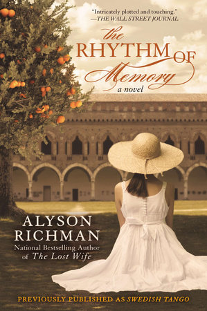 The Rhythm of Memory by Alyson Richman