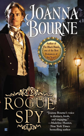 Rogue Spy by Joanna Bourne