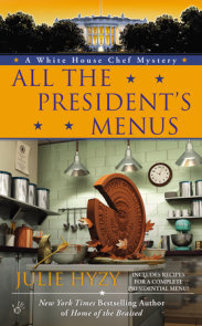 All the President's Menus