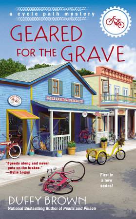 Geared for the Grave by Duffy Brown