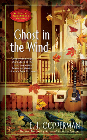Ghost in the Wind by E.J. Copperman