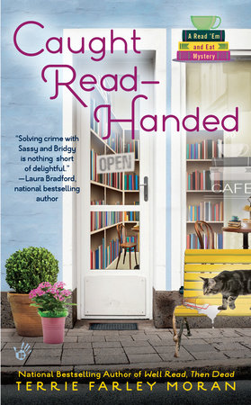 Caught Read-Handed by Terrie Farley Moran