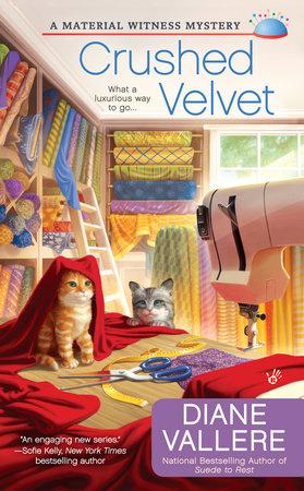 Crushed Velvet by Diane Vallere