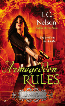 Armageddon Rules by J. C. Nelson