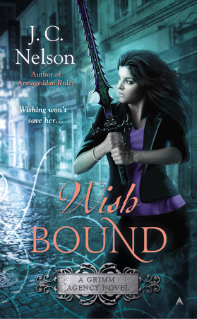 Wish Bound by J. C. Nelson