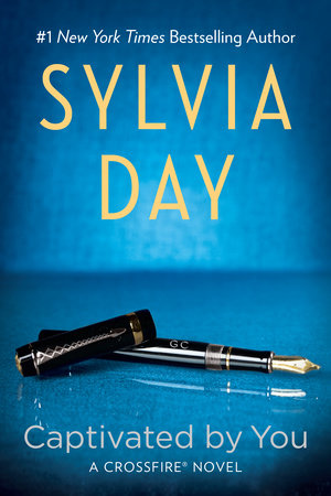 Captivated By You by Sylvia Day