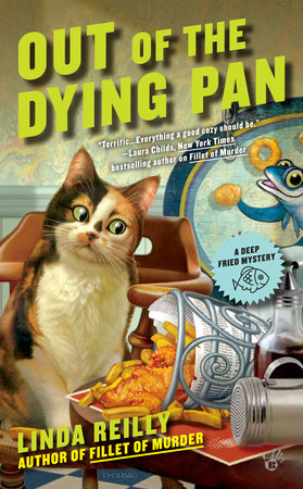 Out of the Dying Pan by Linda Reilly