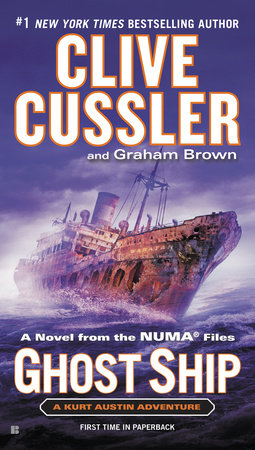 Ghost Ship by Clive Cussler and Graham Brown