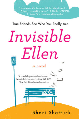 Invisible Ellen by Shari Shattuck