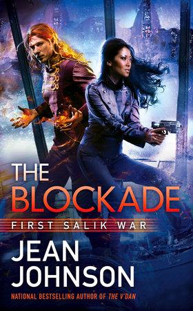 The Blockade by Jean Johnson