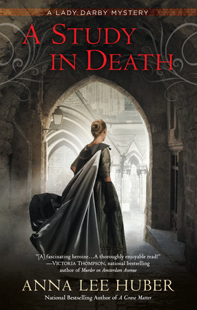 A Study in Death by Anna Lee Huber