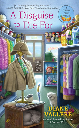 A Disguise to Die For by Diane Vallere