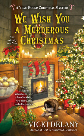 We Wish You a Murderous Christmas by Vicki Delany