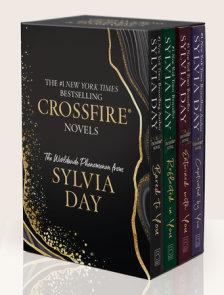 Sylvia Day Crossfire Series 4-Volume Boxed Set