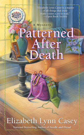 Patterned After Death by Elizabeth Lynn Casey