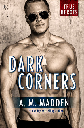 Dark Corners by A. M. Madden