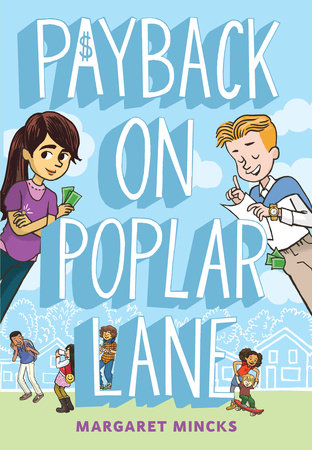Payback on Poplar Lane by Margaret Mincks