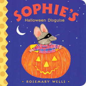 Sophie's Halloween Disguise
