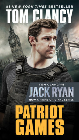 Patriot Games (Movie Tie-In) by Tom Clancy