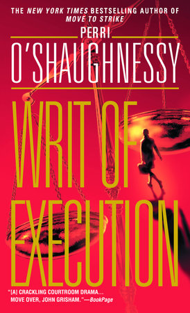 Writ of Execution by Perri O'Shaughnessy