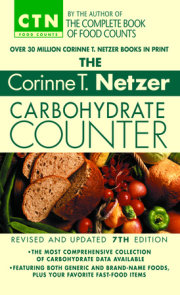 The Corinne T. Netzer Carbohydrate Counter 2002
