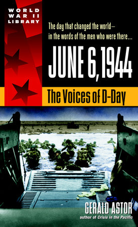 June 6, 1944 by Gerald Astor