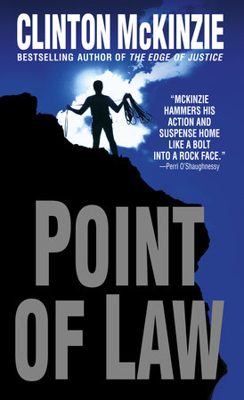 Point of Law by Clinton McKinzie