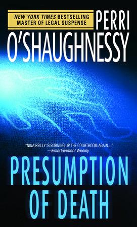 Presumption of Death by Perri O'Shaughnessy