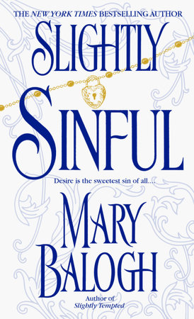 Slightly Sinful by Mary Balogh