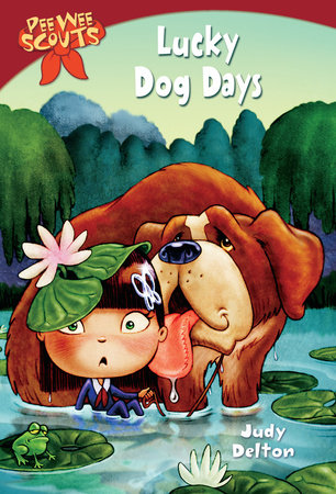 Pee Wee Scouts: Lucky Dog Days by Judy Delton