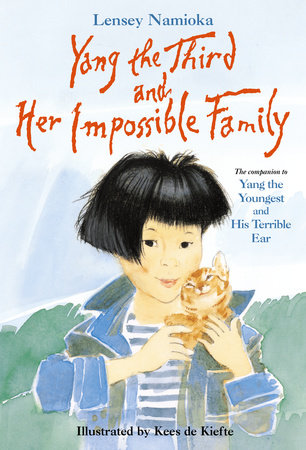 Yang the Third and Her Impossible Family by Lensey Namioka