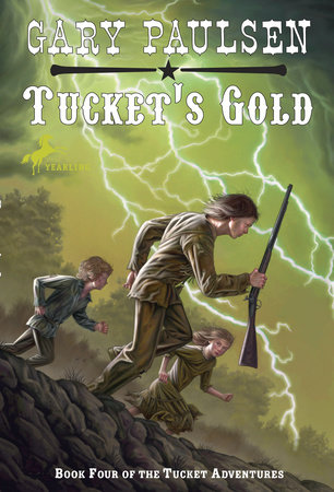 Tucket's Gold by Gary Paulsen