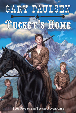 Tucket's Home by Gary Paulsen