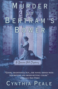 Murder at Bertram's Bower