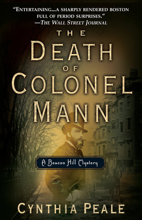 The Death of Colonel Mann by Cynthia Peale