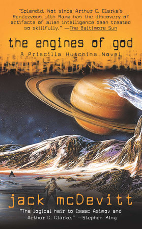 Engines Of God by Jack McDevitt