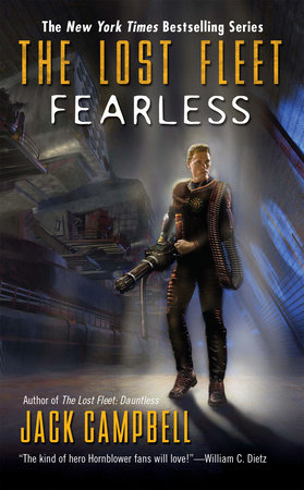 The Lost Fleet: Fearless by Jack Campbell