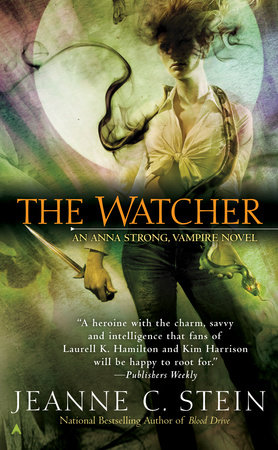 The Watcher by Jeanne C. Stein