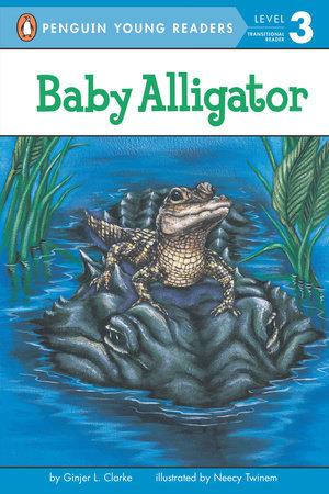 Baby Alligator by Ginjer L. Clarke