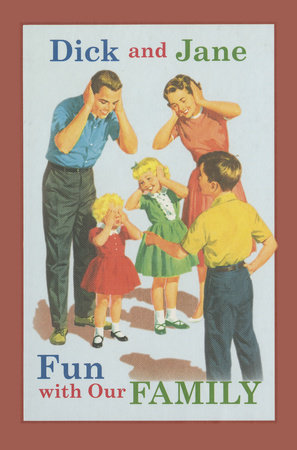 Dick and Jane Fun with Our Family by Grosset & Dunlap