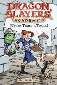 Never Trust a Troll