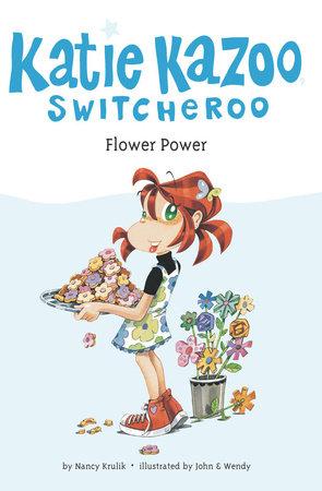 Flower Power #27 by Nancy Krulik