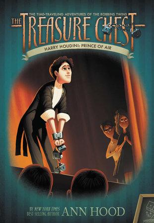 Harry Houdini #4