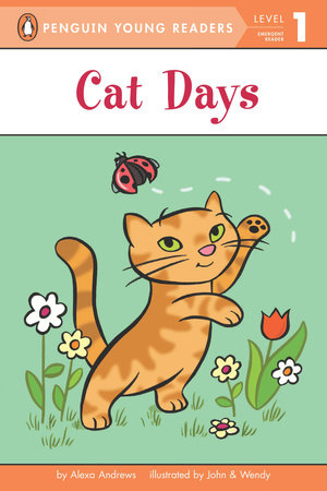 Cat Days by Alexa Andrews